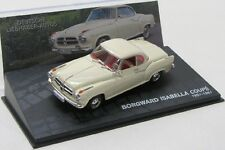 Borgward Isabella Coupe ( 1957-1961 ) beige / IXO 1:43