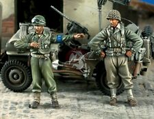 Verlinden 1/35 US Army Military Police Corps Soldiers WWII (2 Figures) 1336
