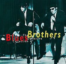 The Definitive Collection [Audio CD] The Blues Brothers …