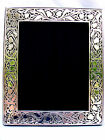 Superb Large Finest Quality Silver, 999 London Britannia Hallmarked Photo Frame.