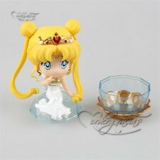 "Sailor Moon Pretty Treasures A Prize Neo Queen Serenity 4"" PVC Figure No Box"