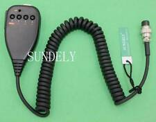 Sundely Hand Shoulder Mic Key For Kenwood Radio TS-450S TS-660S TS-670S TS-