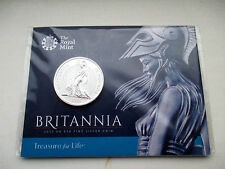 Britannia 2015 UK £50 Fine Silver Coin - £50 coin Royal Mint - LIMITED EDITION