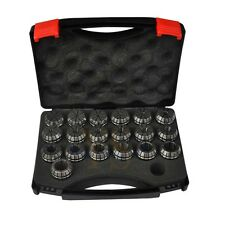 19Pcs 2-20mm ER32  Collet Collet Chuck  CNC Milling Chuck And Lathe ToolHolder