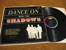 The Shadows/ Dance On With The Shadows/ Capitol 6000/ Mono/ 1964/ Canada/ RARE