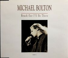 Michael Bolton - Reach Out I'll Be There (CD 1992) New Love/Stand Up For Love