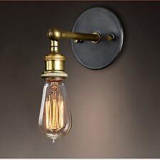 Antik Stil Wandleuchte VINTAGE Industrie Wandlampe Flurlampe RETRO Café LOFT