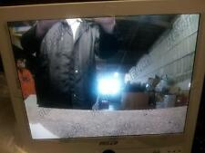 """Pelco Public View PMP20W 20"""" PVM LCD Monitor w/ Used High Speed 3.0-9.5mm Camera"""