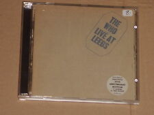 THE WHO -Live At Leeds- CD