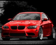BMW M3 Poster Wall Decor Wall Art 16x20 Inches