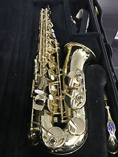 SUPERB SELMER PARIS SERIES III ALTO SAXOPHONE SAX IN ORIGINAL CASE MUST SEE