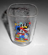 2000 Disney Studios 12oz Mickey Mouse Tumbler