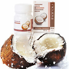 IKAROV  100% Pure Natural COCONUT ESSENTIAL OIL 60ml , FREE DELIVERY