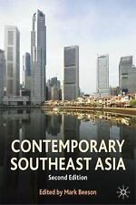 Contemporary Southeast Asia by Mark Beeson (2008, Hardcover)