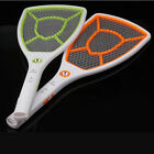 LED Electronic Fly Swatter Mosquito killer Bug Zapper control Racket Insects Bat