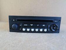 Peugeot 207 307 807 Expert Citroen C2 C3 Berlingo Radio Stereo CD Player VDO RD4