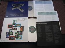 Mike Oldfield The Essential + Wind Chimes Japan DBL Laserdisc Box w OBI LD Laser