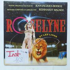 BO Film OST Roselyne et les  lions REINHARDT WAGNER SA1240 PROMO
