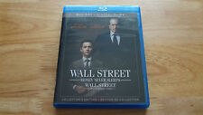 Wall Street Wallstreet Blu-Ray DVD Movie! Mint Disc!