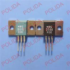 1pair Transistor NEC MT-100 2SB618/2SD588 B618/D588