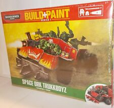 Warhammer 00084 - Build + Paint - Space Ork Trukkboyz - New. (Kit)