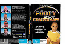 The Footy Show:The Best of Comedians-1994/2013-TV Series Australia-DVD