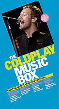 Coldplay Music Box Learn to Play Pop Rock Guitar Lyrics Music Book