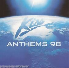 V/A - Kiss Anthems 98 (UK 37 Track Double CD Album)