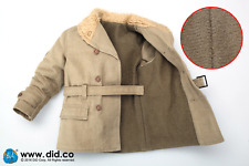 DiD Paul WW2 US Radio Operator 29th ID Mackinaw Coat 1/6 scale