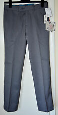 NEW English Laundry Grey Formal Slim Trousers for boy 14 years old