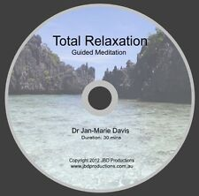 Guided Meditation CD for Total Relaxation by Jan-Marie Soothing Music & Voice