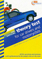 The Official Theory Test for Car Drivers and Motorcyclists, Driving Standards Ag