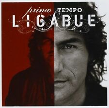 Ligabue - Primo Tempo  - CD   Nuovo Sigillato