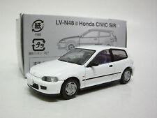 1:64 Tomica Limited Tomytec Vintage NEO LV-N48d Honda Civic EG6 SiR Vtec