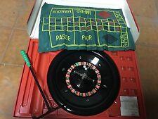 Gioco da tavolo -Roulette Campione-anni '80 senza fiches