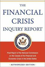 The Financial Crisis Inquiry Report, Authorized Edition: Final Report -ExLibrary