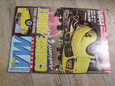 $$ Super VW Mag N°199 Combi Buggy Cox Carmann... Poster 4 pages