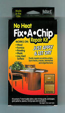ReStor-It Fix A Chip Repair Kit  - No Heat - Just Apply and Let Dry - New