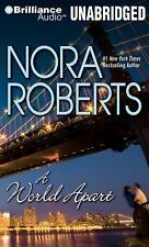 A World Apart by Nora Roberts (2014, MP3 CD, Unabridged)