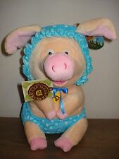 Talking soft toy Pig 25 cm from cartoon Masha and the Bear (Маша и медведь)