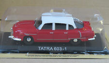 TATRA 603-1 VOITURE MINIATURE COLLECTION 1/43 IXO -LEGENDARY CAR AUTO-B15