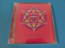 2NE1 - 2014 2NE1 WORLD TOUR LIVE [ALL OR NOTHING IN SEOUL] 2 CD (SEALED)