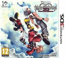 Kingdom Hearts 3D: Dream Drop Distance (Nintendo 3DS) NUOVO!