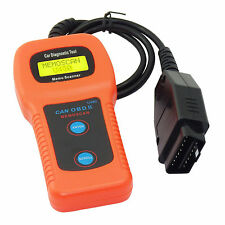 Car Engine Fault Diagnostic Scanner Code Reader U480 CAN BUS OBD2 EOBD Scan Tool