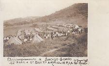 8446) LUOGOSANTO SASSARI 1905 ACCAMPAMENTO 42 FANTERIA.
