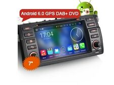 "Erisin ES6046EU 7"" Android 6.0 Car Radio System 3G Bluetooth for BMW E46"