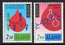 Finland / Aland - 1994 Europa Cept / Discoveries Mi. 86-87 MNH