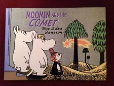 MOOMIN AND THE COMET by Tove Jansson & Lars Jansson (2013, Paperback)