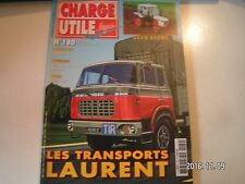 **c Charge Utile n°180 Taxis Renault / Les transports Laurent / David Brown