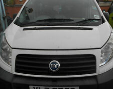 FIAT SCUDO BONNET IN WHITE BRAKING COMPLETE VAN ALL PARTS WILL BE LISTED